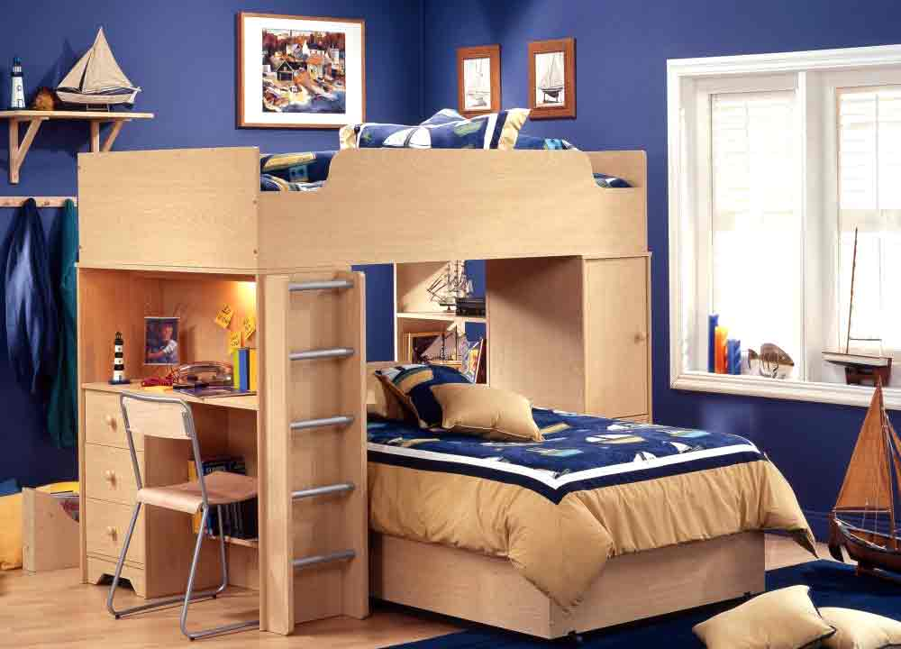 Интериор за детска стая