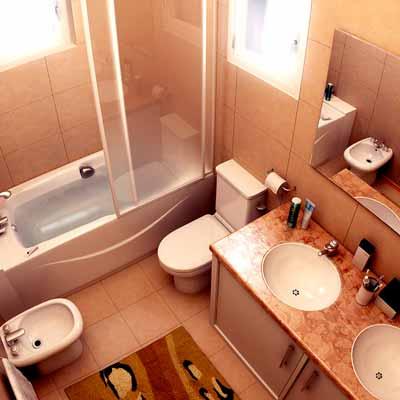 Обзавеждане на баня-идеи в снимки