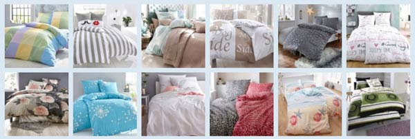 Онлайн магазин за спално бельо